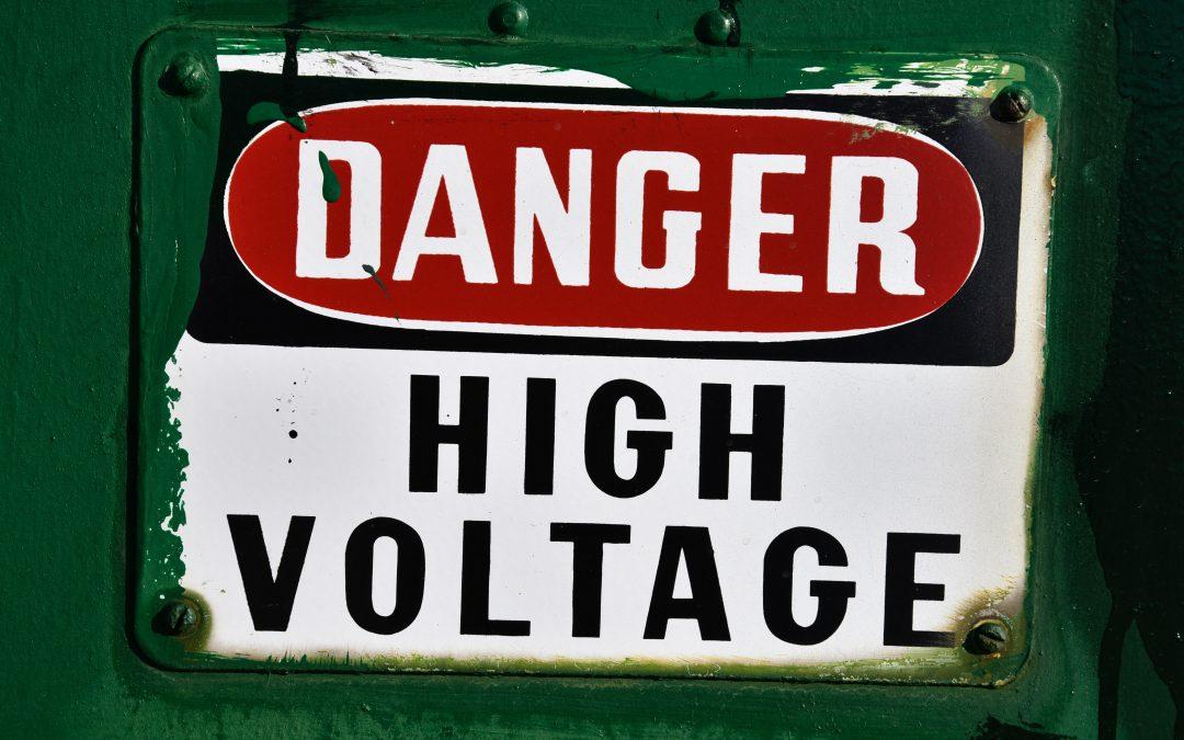 High Voltage vs Low Voltage Wiring