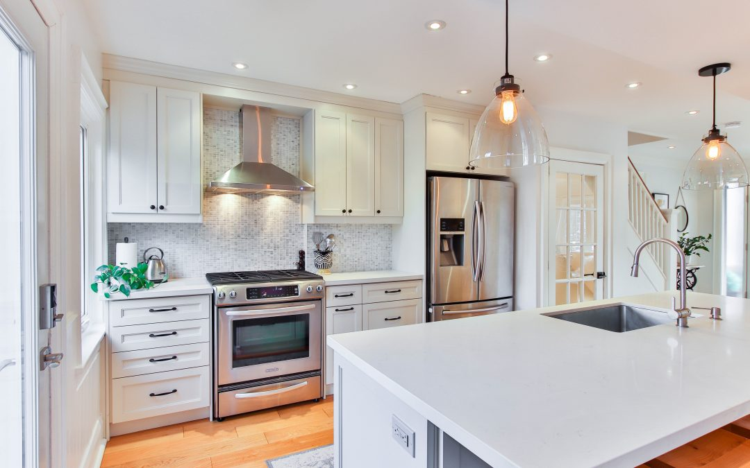"""Let's Replace that """"Sunshine Ceiling"""" in your Kitchen"""